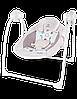 Кресло-качалка Lionelo Ruben серая, фото 2