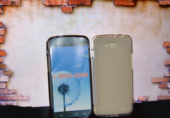 Чехол бампер для LG L90 2 цвета
