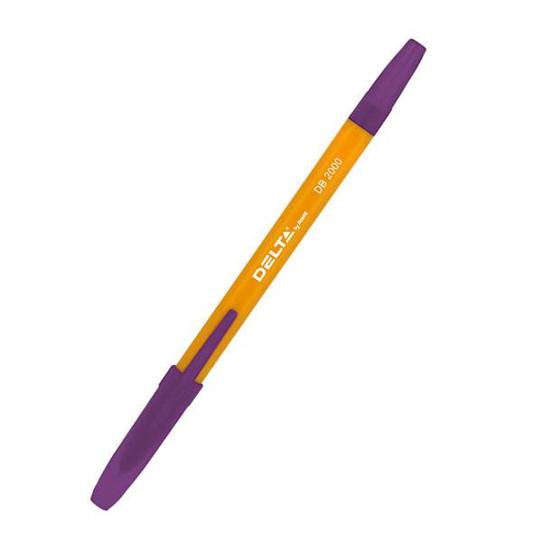 Ручка кулькова DB 2000, фіолетова