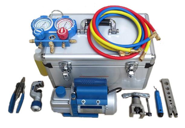 Набор инструмента для монтажа кондиционера Ice Loong (Китай)