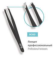 Пинцет скошенный SPL 9060