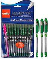 Ручка MAXRITER зелена