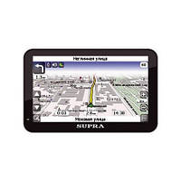 GPS-навигатор Supra SNP-505BT (Навител)