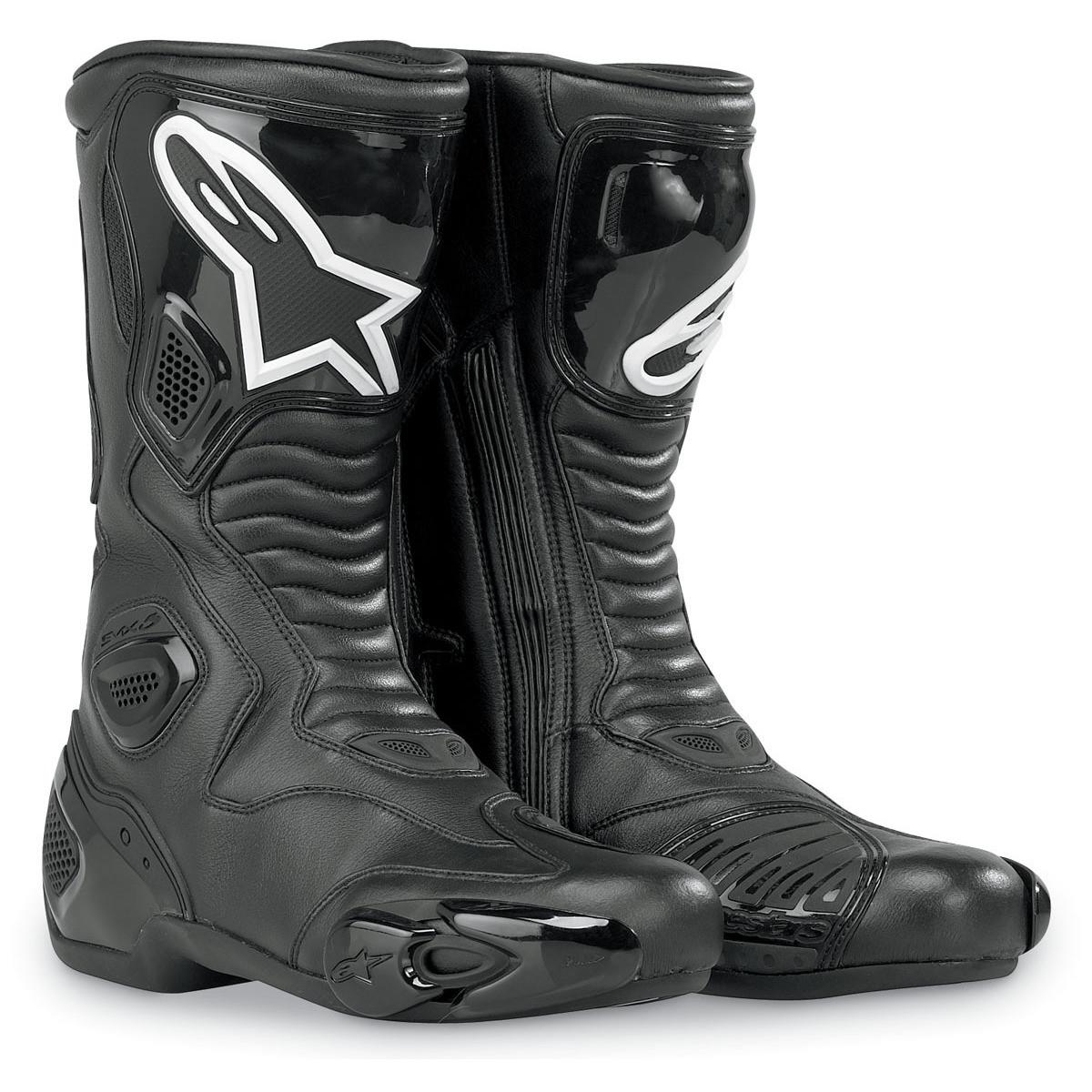 "Мотоботы Alpinestars  S-MX 5  ""44"" black"