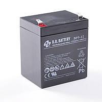 B.B. Battery BP 5-12/T2