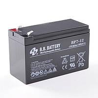 B.B. Battery BP 7.2-12/T2