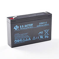 Аккумулятор B.B. Battery HR 9-6/T2, фото 1