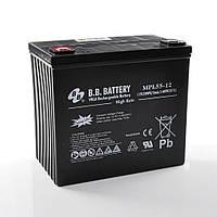 B.B. Battery MPL 55-12/B5