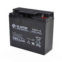 Аккумулятор B.B. Battery EB 20-12, фото 1