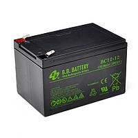 Акумулятор B. B. Battery ВС 12-12