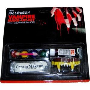 Набор грима для вампира на Хэллоуин Hallowen