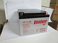 Аккумулятор Ventura VG 12-26 GEL