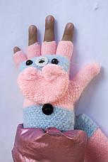 Детская перчатка-митенка, фото 2