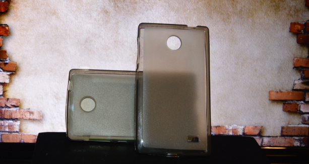 Чехол бампер для Nokia X