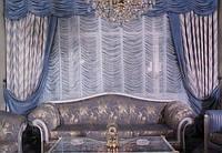 Дизайн французских штор