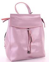 Женский кожаный рюкзак 10144 Pink кожаные женские рюкзаки недорого купить c08b1e6525f