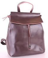 Женский кожаный рюкзак 10144 Coffee кожаные женские рюкзаки недорого купить 95289ff61a5