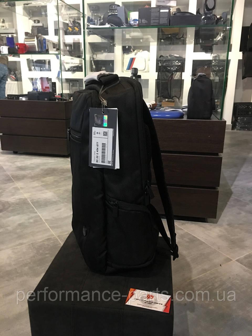 Городской рюкзак BMW Backpack, 20L, Black. 80222454677. Оригинал.