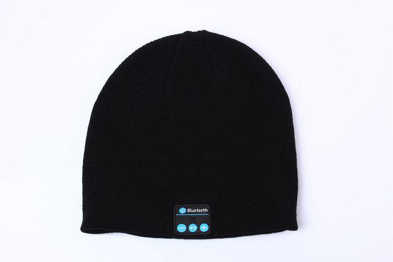 Шапка наушники Bluetooth SPS Hat BT Black
