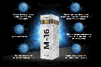 М-16 - Препарат для поднятия либидо и потенции
