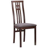 Обеденный стул Клэр орех темный Обеденный стул Клэр орех темный/графит