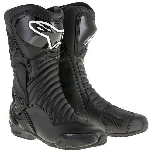"Мотоботы Alpinestars S-MX 6 V2 ""42"" black"