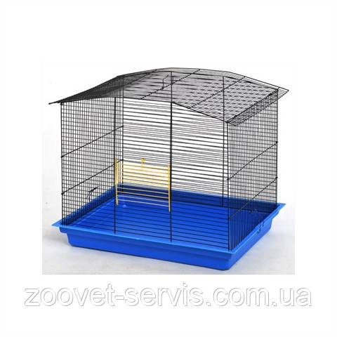 Клетка для грызунов Комби краска ТМ ЛОРИ (565*400*480)