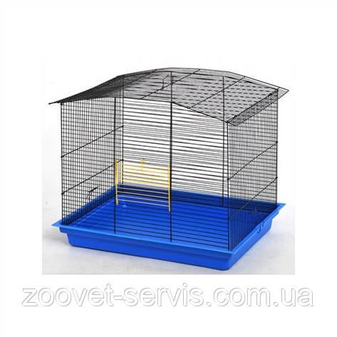 Клетка для грызунов Комби краска ТМ ЛОРИ (565*400*480), фото 2
