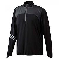Лонгслив Adidas CH QtrZp Black - Оригинал