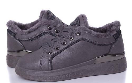 Кроссовки, ботинки зимние Violeta, обувь женская, теплая, повседневная