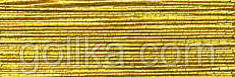 Нитка золото люрекс
