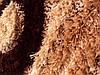 Ворсистый, лохматый ковер Pangora 2092 cream, фото 3