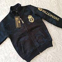 Детская теплая кофта Billionaire, 5-7лет