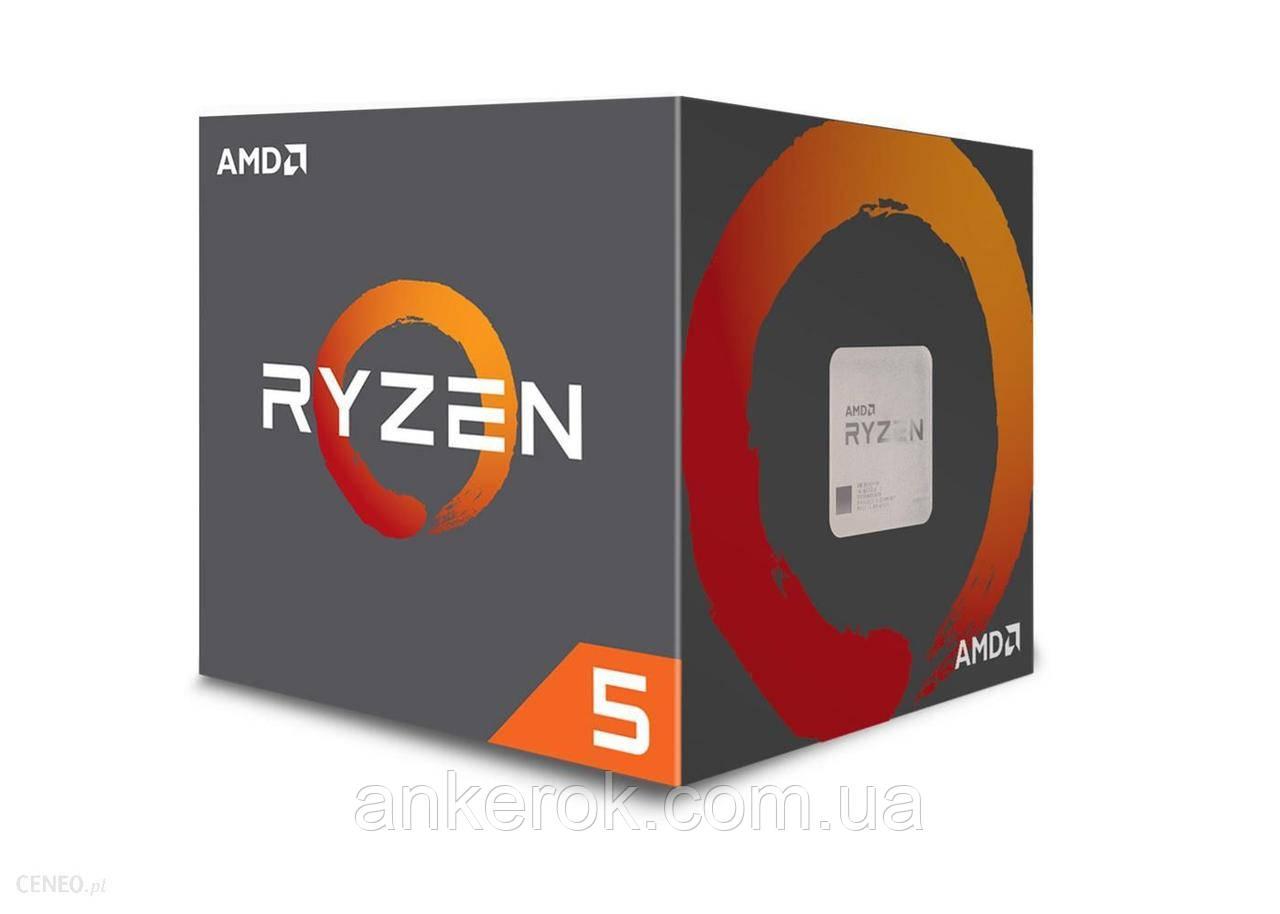 Процессор AMD Ryzen 5 1600 (YD1600BBAEBOX)