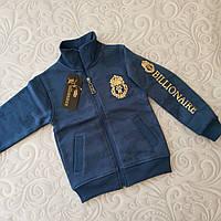 Кофта на флисе Billionaire, 5-7 лет, фото 1