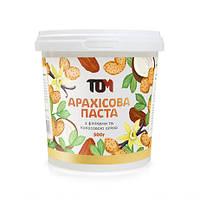 Арахисовая паста ТОМ - С финиками и кокосовым маслом (500 гр)