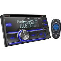 2-DIN CD/MP3-ресивер JVС KW-R600BTEY