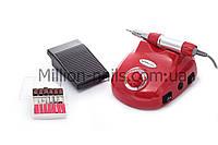 Фрезер DM-208  для маникюра и педикюра c ножной педалью,30 тыс.об/мин.30 ватт, фото 1