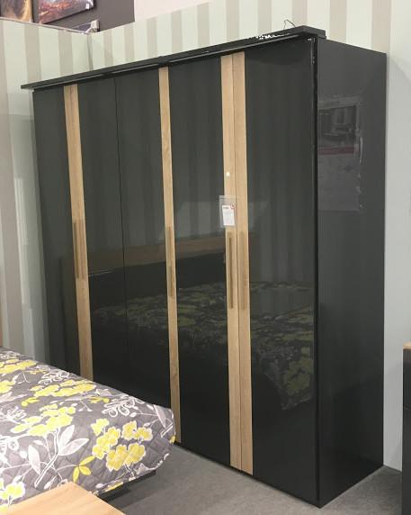 шкаф капри 5 дверный тм Embawood