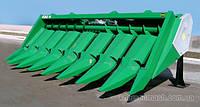 Адаптация и переоборудование жаток для уборки кукурузы КМС  под любой импортный комбайн
