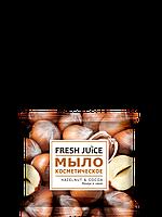 Мыло косметическое Hazelnut & Cocoa 75г Fresh Juice
