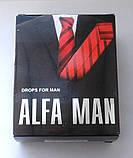 Alfa Man - Капли для повышения потенции (Альфа Мэн), фото 3