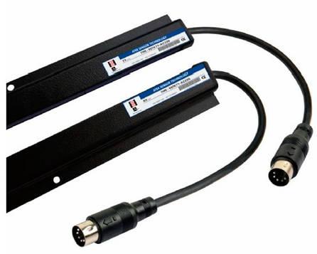 Инфракрасный детектор безопасности дверей серии 987-K, рамочная установка L-типа, 36 фотодиода