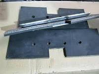 Скребок (в сборе)зернометателей ЗМ-60, ЗМ-80 ( Цена за одну единицу)
