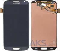 Дисплей (экран) для телефона Samsung Galaxy S4 I337, Galaxy S4 I9500, Galaxy S4 I9505 + Touchscreen Original Blue