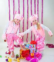 Карнавальный костюм Поросёнок Свинка Свинья Хрюша мальчик, фото 1