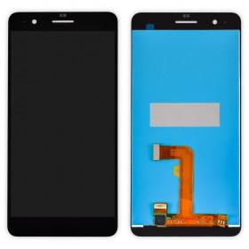 Дисплей для Huawei Honor 6 Plus (PE-TL10) с тачскрином черный Оригинал