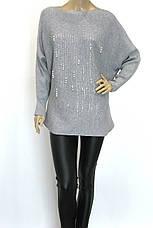 Объемный свитер оверсайз, фото 3