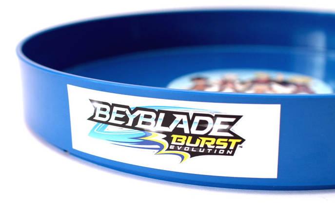 Арена Бейблэйд (Бейблейд), Arena Beyblade Burst , Синяя, фото 2