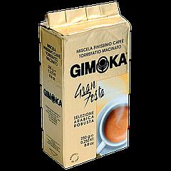 Кофе молотый Gimoka Gran Festa 250г 30/70